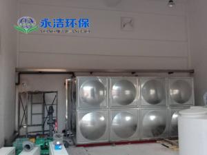 湘潭水务实验室废水项目