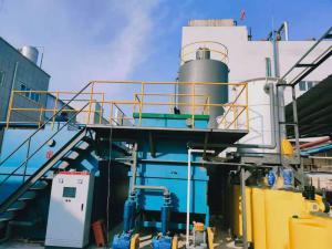 洛阳恒信高分子科技废水项目
